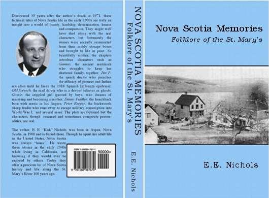 Nova Scotia Memories - Folklore of the St. Marys