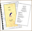 Custom Poetry Books